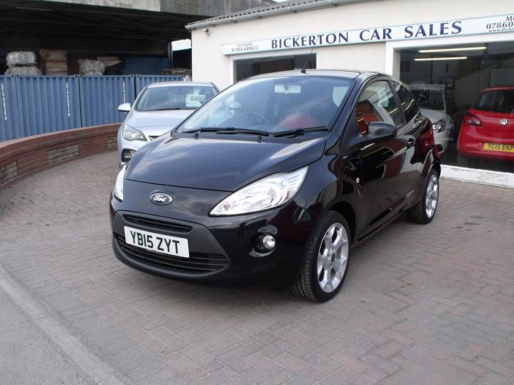 Ybzyt Ford Ka Zetec  Door Hatchback Cc