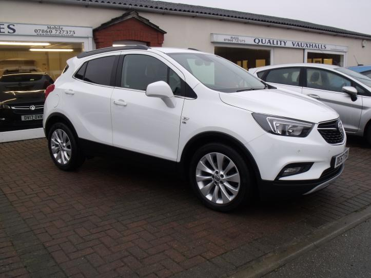 DE67 FDU - Vauxhall Mokka X Elite 1.4 Turbo Automatic 5 Door Hatchback 1364cc